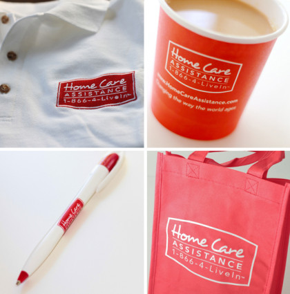 Home Care Assistance – Promotional Products